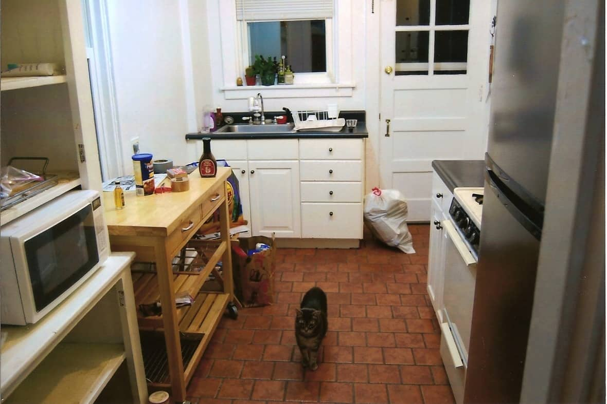 Heather's Expanded Pittsburgh Kitchen: gallery image 3