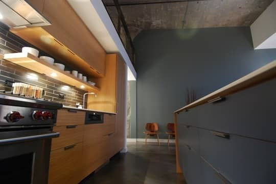 Tanya's Former Light Bulb Factory Kitchen in East Boston: gallery image 1