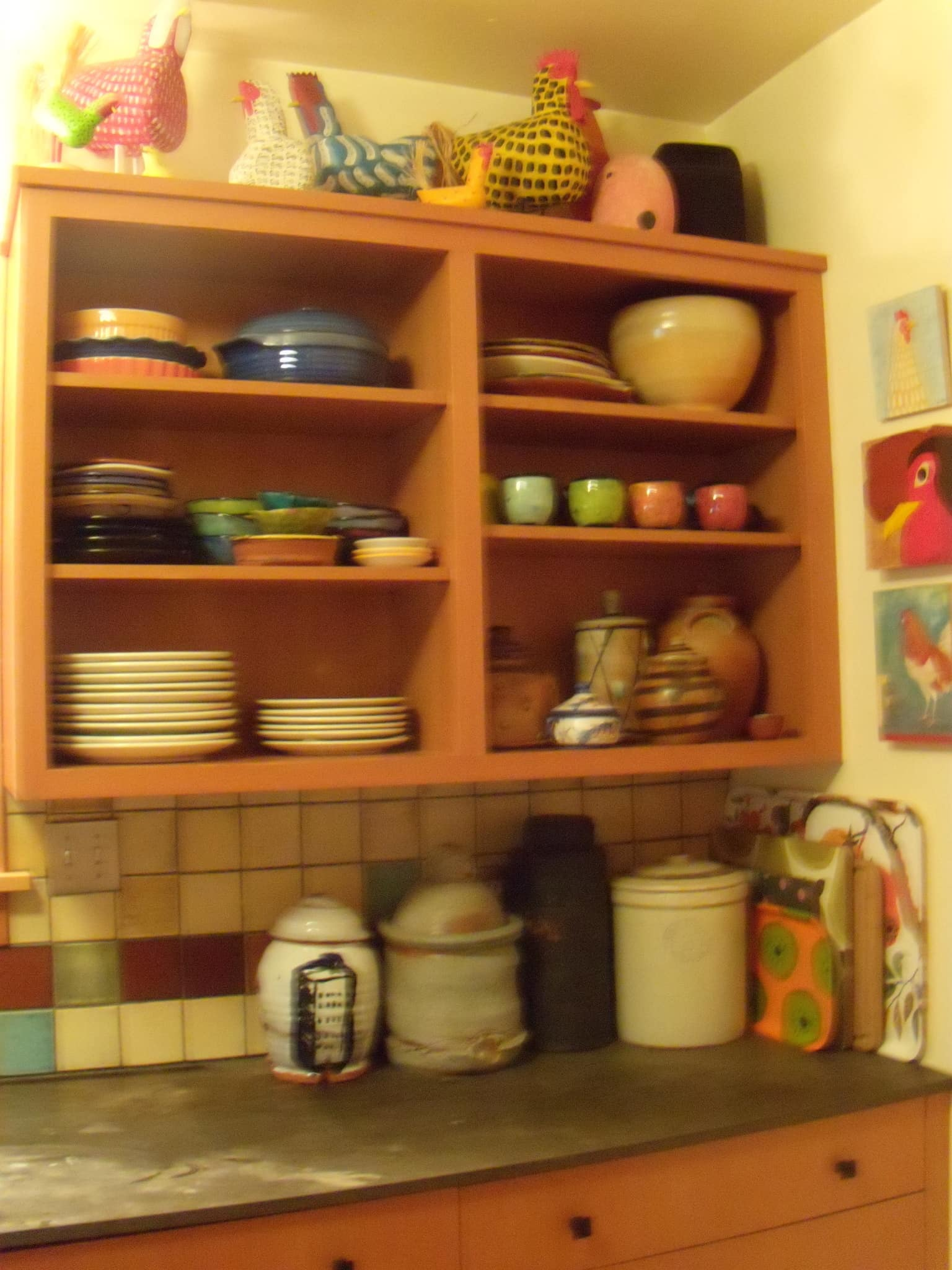 Tracy's Colorful Portland Bungalow Kitchen: gallery image 4
