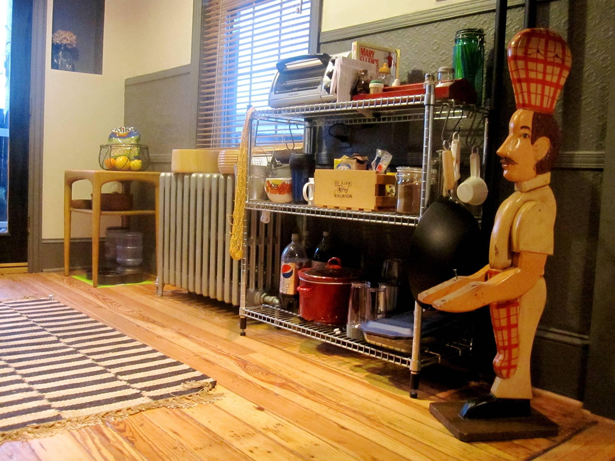 Helen's Eclectic Yet Calming Philadelphia Kitchen: gallery image 3