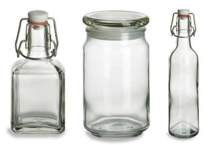 Fun and Functional: Glass Containers from Specialty Bottle: gallery image 1