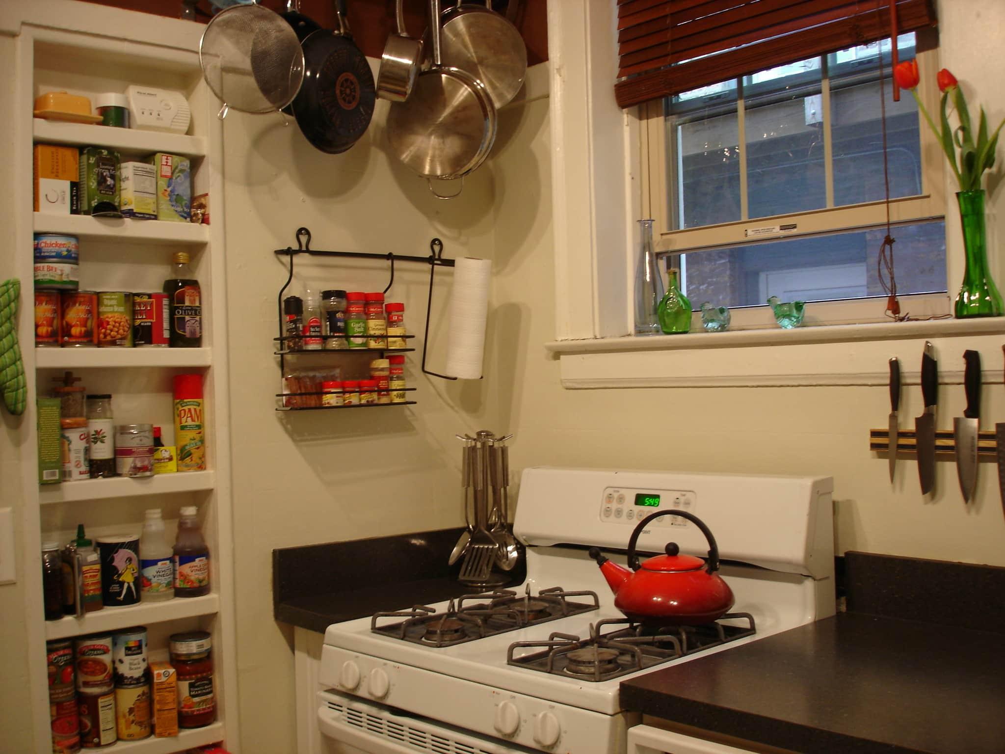 Alex's Cheery Chicago Kitchen: gallery image 2