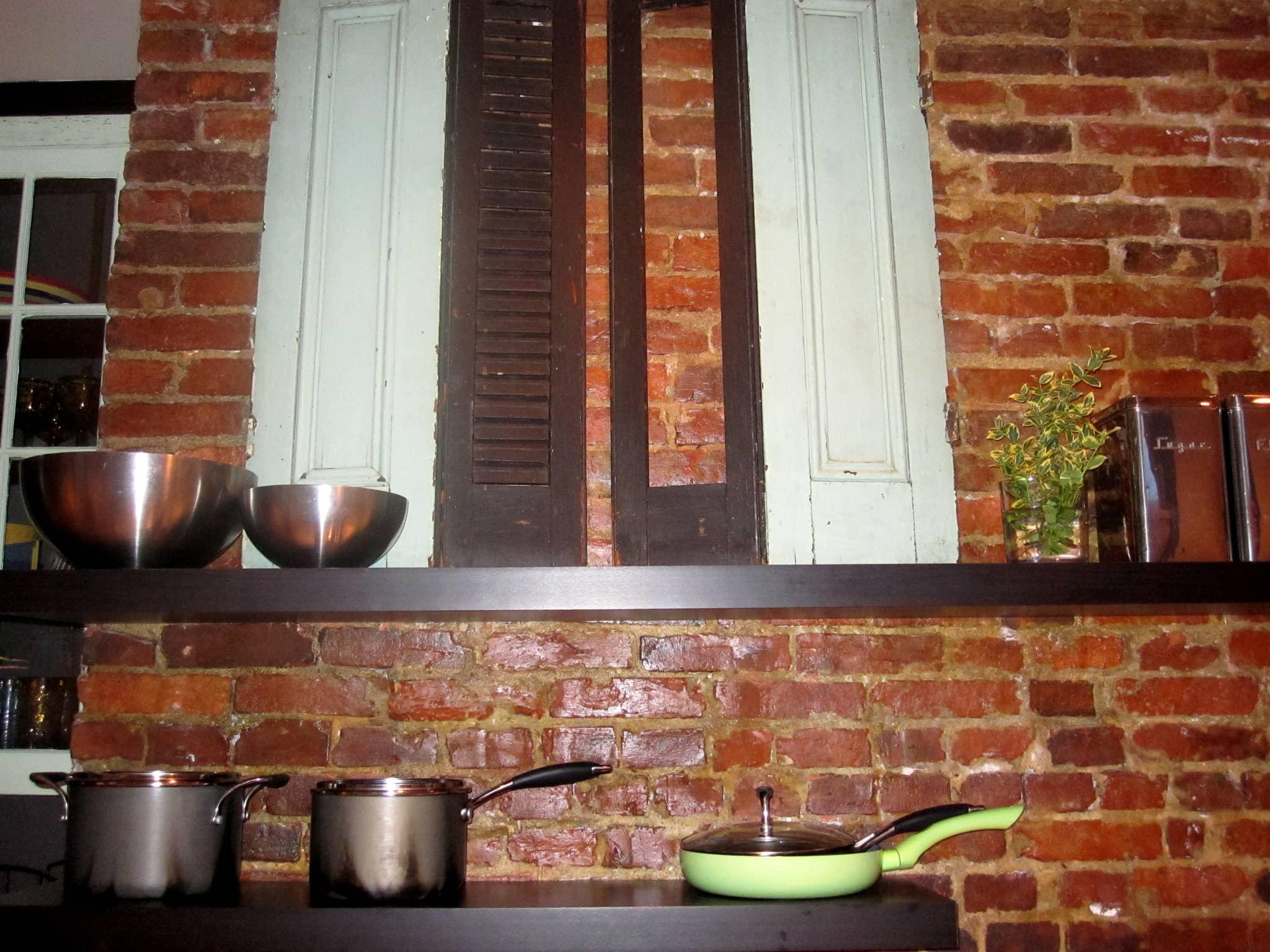 Helen's Eclectic Yet Calming Philadelphia Kitchen: gallery image 2