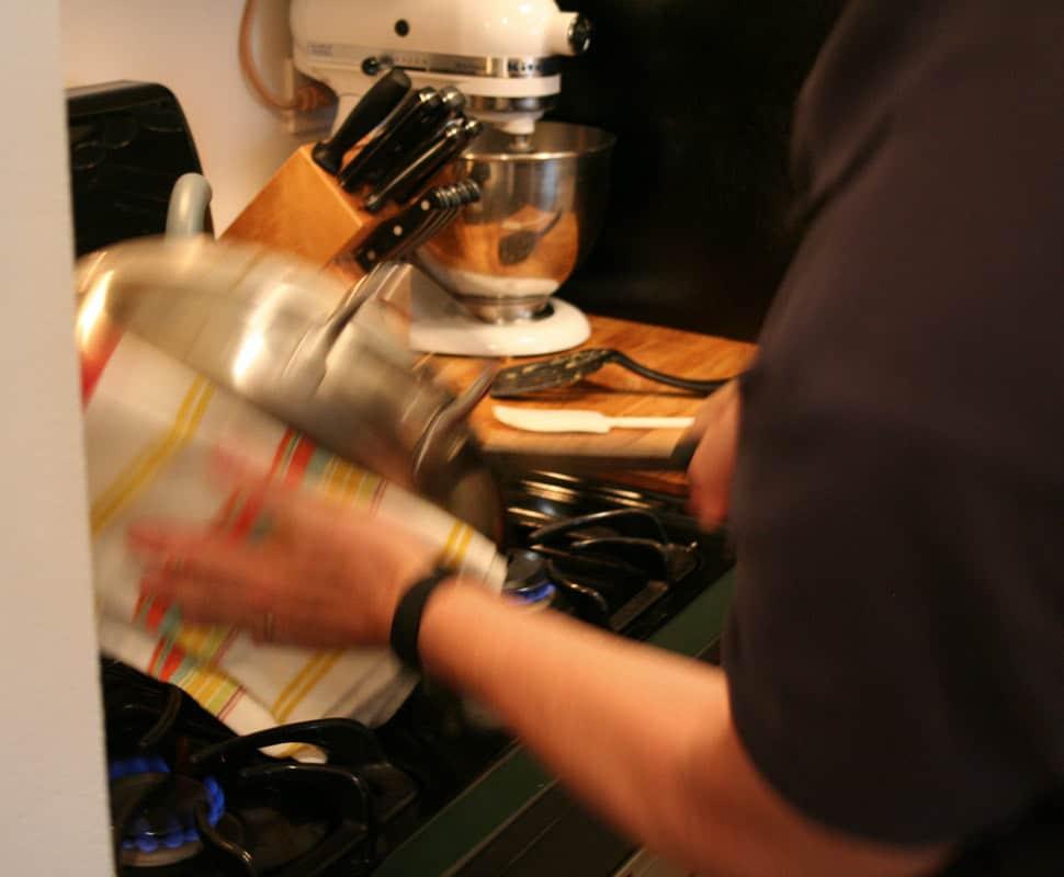 Kitchen Tour: LJ's Frittata Lab: gallery image 23