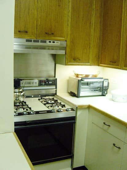 Before & After: A Gentleman's Working Kitchen: gallery image 5