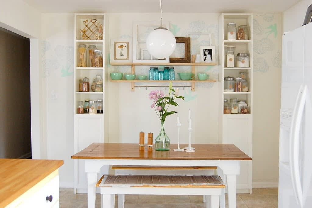 Before & After: Grandma's Kitchen Gets an IKEA Facelift: gallery image 4
