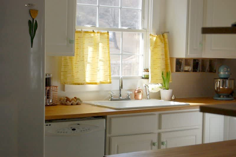 Before & After: Grandma's Kitchen Gets an IKEA Facelift: gallery image 5