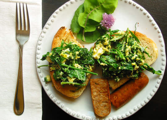 Crazy for Arugula: 9 Recipes to Inspire and Satisfy: gallery image 4