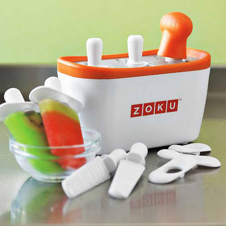 Product Review: Zoku Quick Pop Maker: gallery image 1