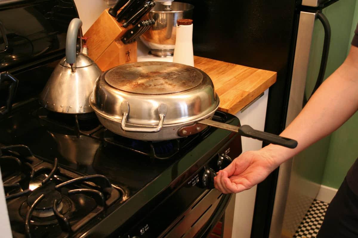 Kitchen Tour: LJ's Frittata Lab: gallery image 14