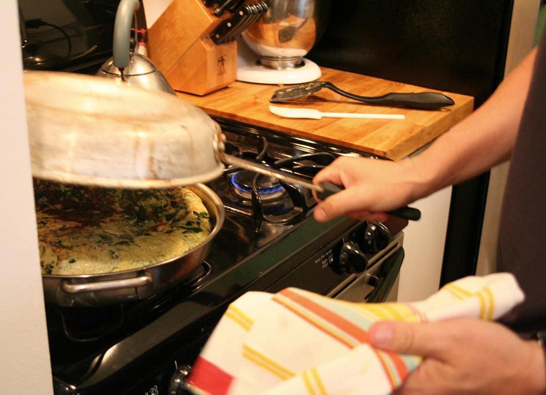 Kitchen Tour: LJ's Frittata Lab: gallery image 24