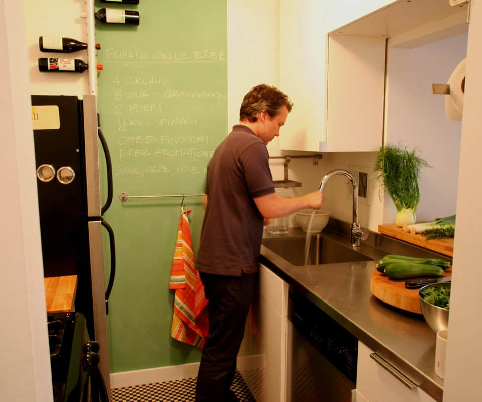 Kitchen Tour: LJ's Frittata Lab: gallery image 1
