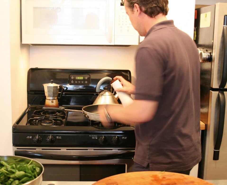 Kitchen Tour: LJ's Frittata Lab: gallery image 13