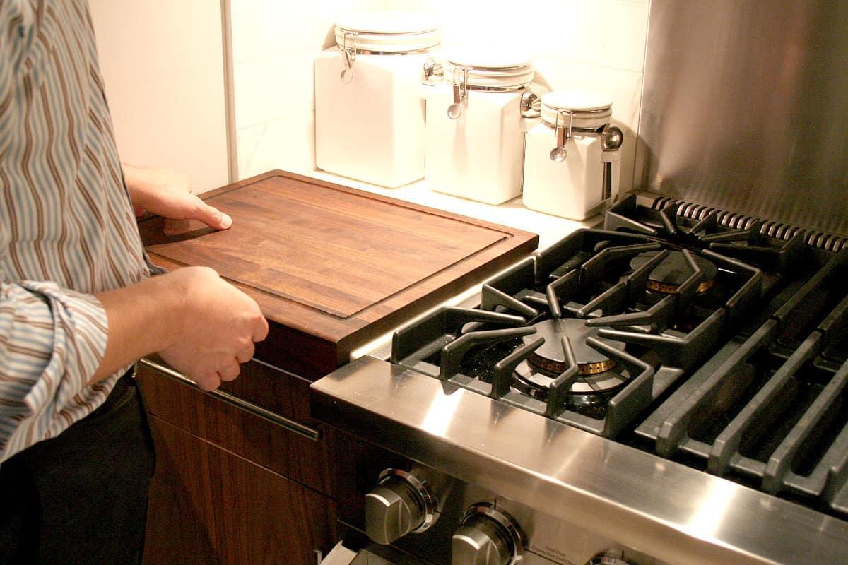 Kitchen Tour: Dale & Adam's Slick Exterior: gallery image 15