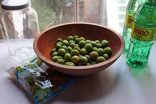 How To Make Umeshu (Japanese Plum Liqueur): gallery image 2