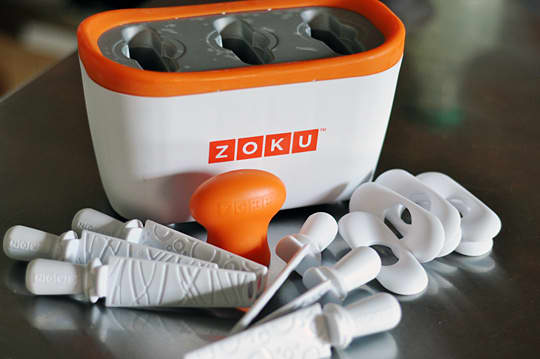 Product Review: Zoku Quick Pop Maker: gallery image 2