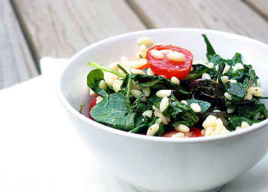 Crazy for Arugula: 9 Recipes to Inspire and Satisfy: gallery image 1