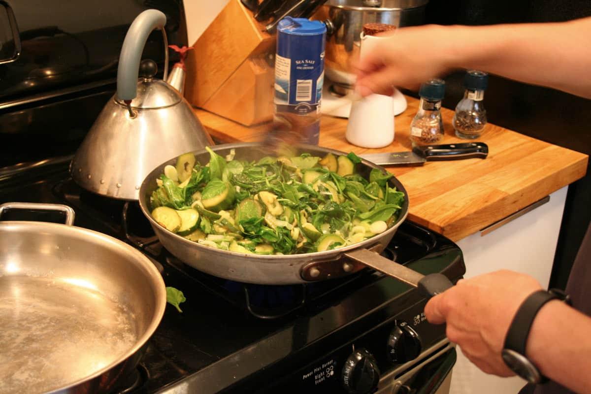 Kitchen Tour: LJ's Frittata Lab: gallery image 18