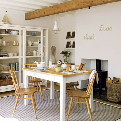 Inspiration: Coastal Kitchens and Dining Rooms: gallery image 8