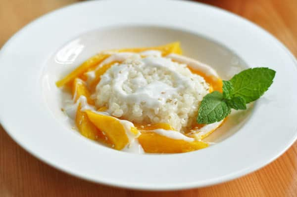 How To Make Thai Mango with Coconut Sticky Rice: gallery image 15