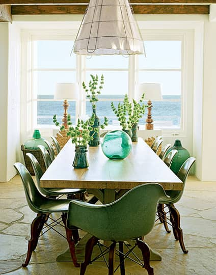 Inspiration: Coastal Kitchens and Dining Rooms: gallery image 3