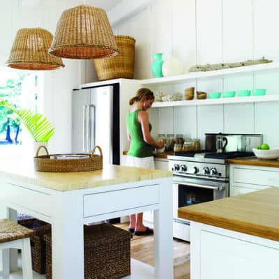 Inspiration: Coastal Kitchens and Dining Rooms: gallery image 7