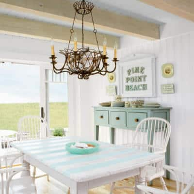 Inspiration: Coastal Kitchens and Dining Rooms: gallery image 4