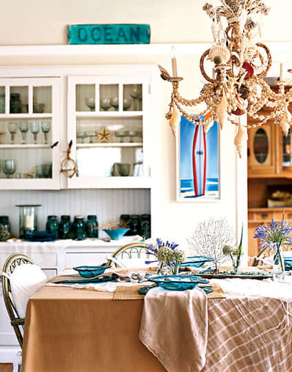 Inspiration: Coastal Kitchens and Dining Rooms: gallery image 9