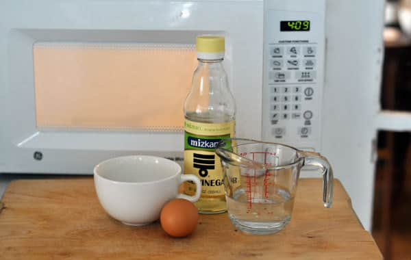 How To Poach an Egg in the Microwave: gallery image 2