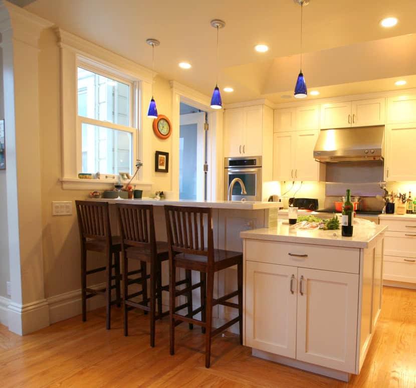 Kitchen Tour: Jasper & Rebecca's Updated Bay Area Classic: gallery image 2