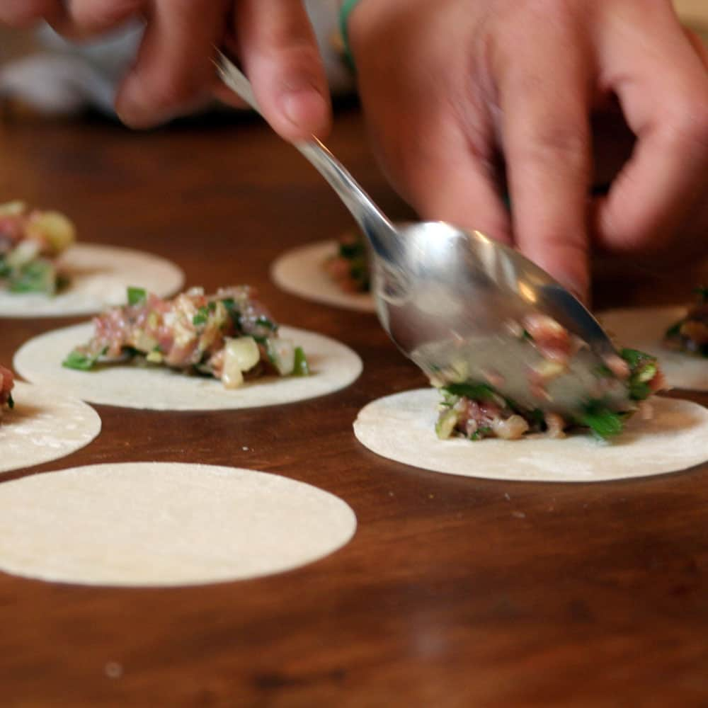 Recipe: Kenny Lao's Rickshaw Dumplings: gallery image 1