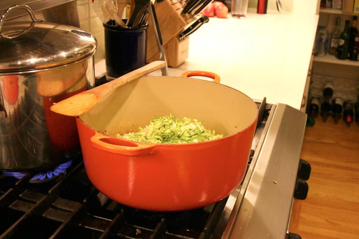 Kitchen Tour: Jasper & Rebecca's Updated Bay Area Classic: gallery image 25