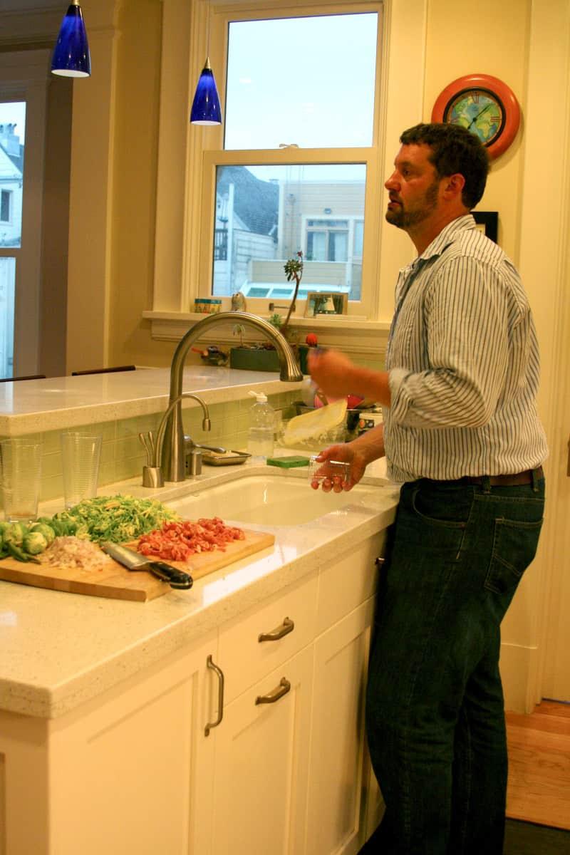 Kitchen Tour: Jasper & Rebecca's Updated Bay Area Classic: gallery image 19