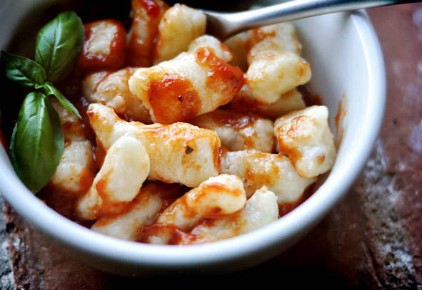How To Make Gnocchi: gallery image 1