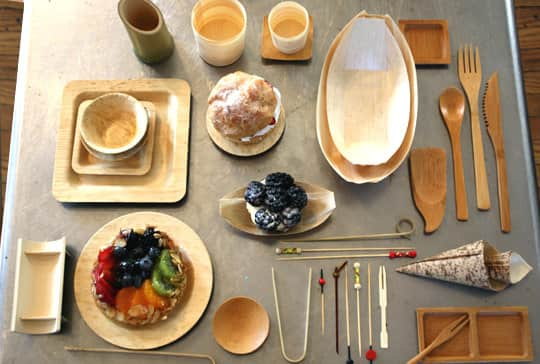 Product Review: Bamboo Partyware from Restaurantware: gallery image 1