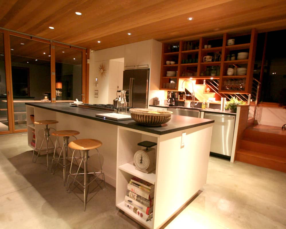 Kitchen Tour: Jenny & John's Modern Showcase: gallery image 3