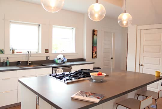 Kitchen Tour: Shelby and Joe's Fabulous Family Kitchen: gallery image 1
