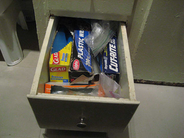 Kitchen Cure Week 2: Clean Out Tools & Gadgets: gallery image 6
