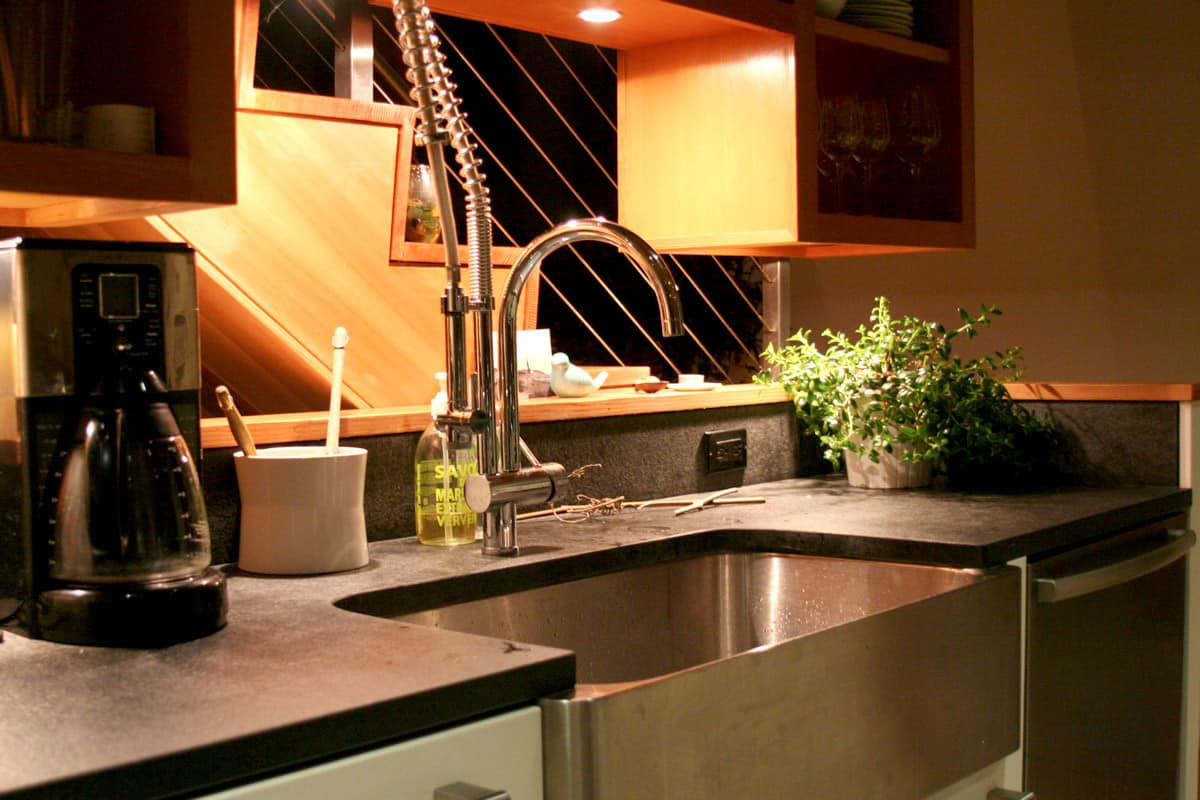 Kitchen Tour: Jenny & John's Modern Showcase: gallery image 9