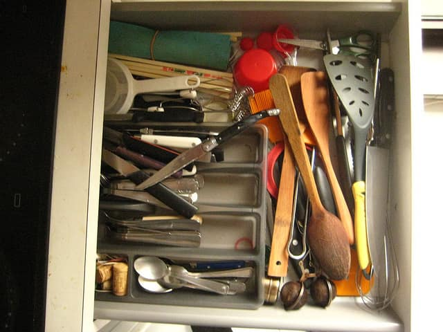 Kitchen Cure Week 2: Clean Out Tools & Gadgets: gallery image 7