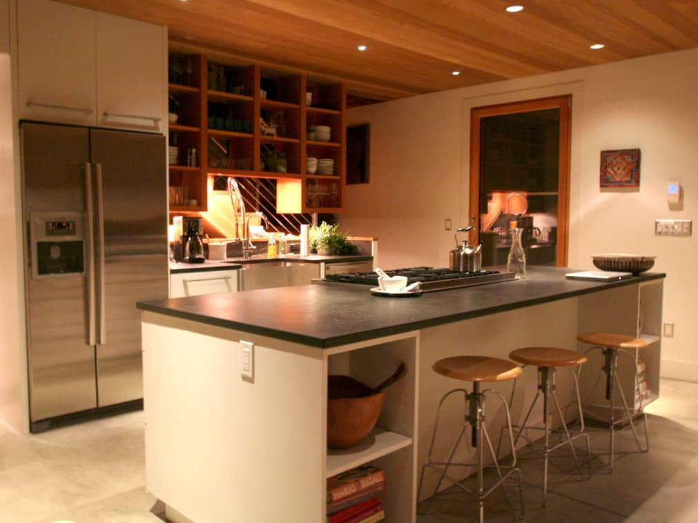 Kitchen Tour: Jenny & John's Modern Showcase: gallery image 2
