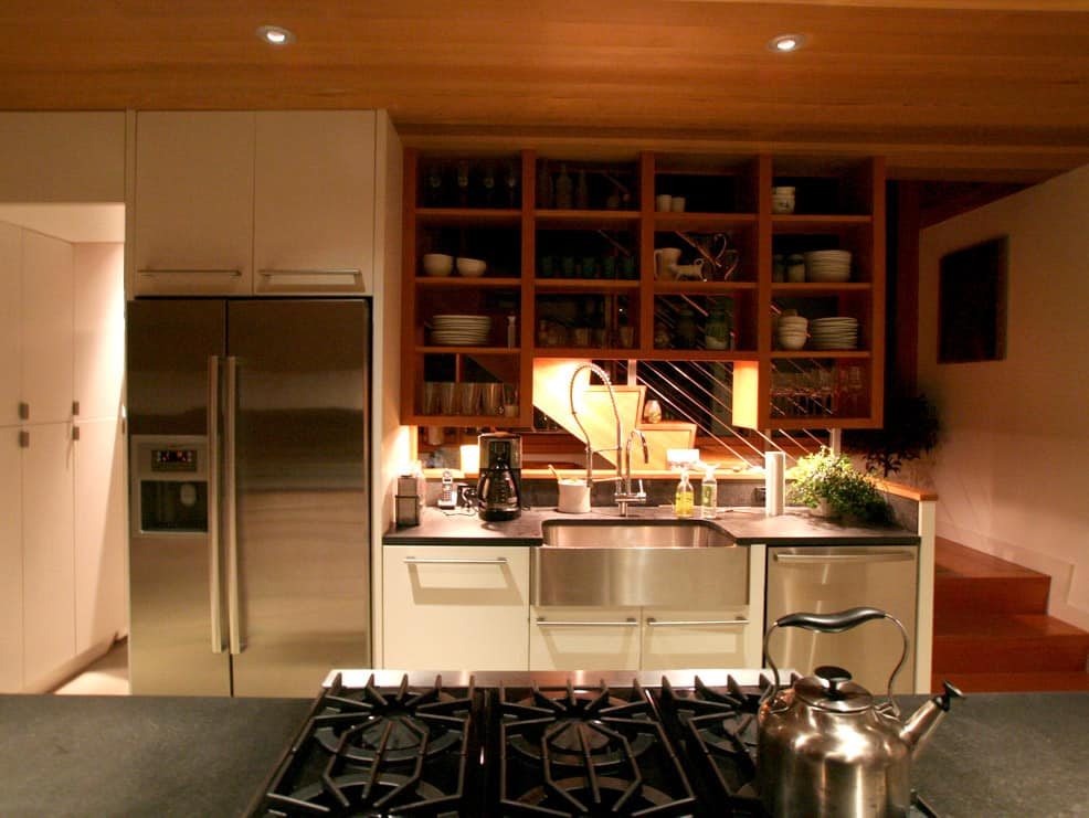 Kitchen Tour: Jenny & John's Modern Showcase: gallery image 1