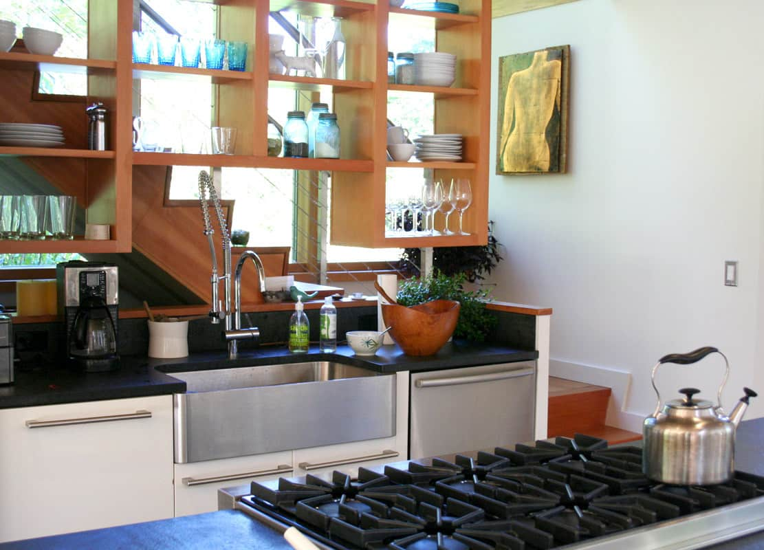 Kitchen Tour: Jenny & John's Modern Showcase: gallery image 5
