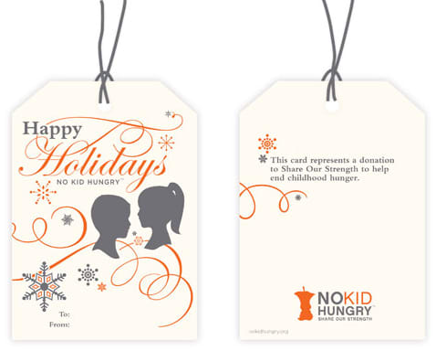 Good Enough to Eat: 5 Holiday Cards for Food Lovers: gallery image 2