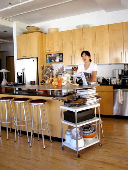 Kitchen Tour: Joanne Chang's Casual Loft Kitchen: gallery image 1
