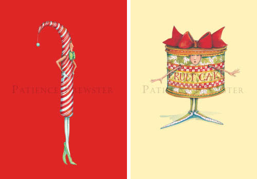 Good Enough to Eat: 5 Holiday Cards for Food Lovers: gallery image 5