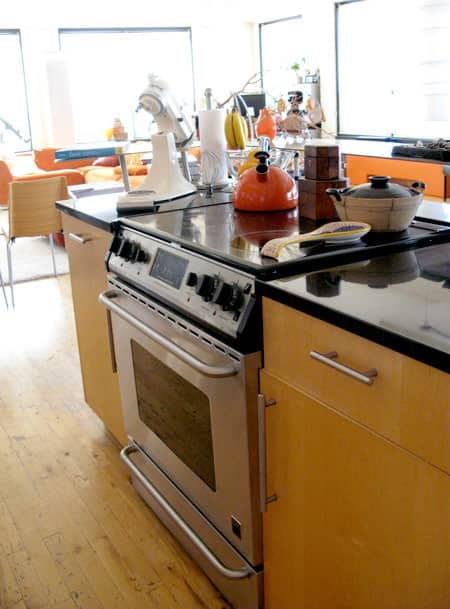 Kitchen Tour: Joanne Chang's Casual Loft Kitchen: gallery image 3
