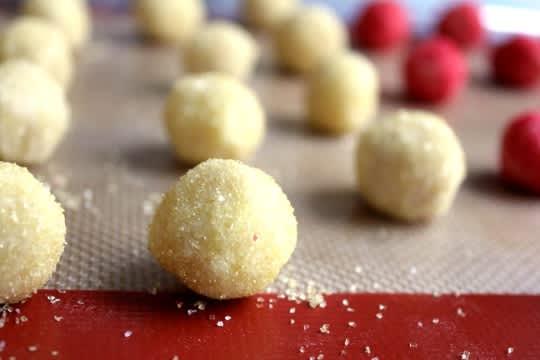 Cookie Recipe: Glittering Lemon Sandwich Cookies: gallery image 5