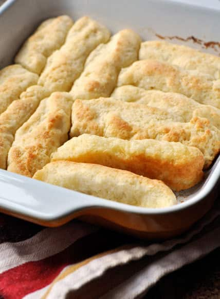 Classic Recipe: Biscuit Butter Dips: gallery image 4