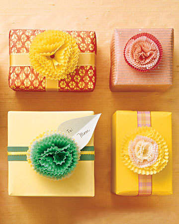 10 Crafty Cool Ways to Wrap Gifts from The Kitchen: gallery image 6